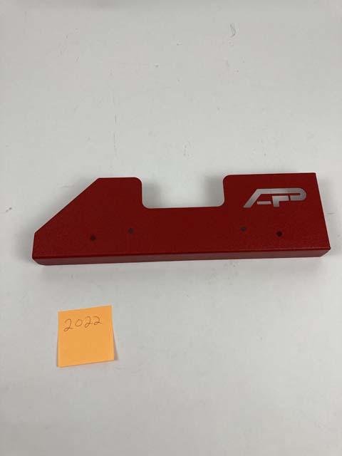 Agency Power Red Alternator Cover Subaru WRX / STI 2008-2014 393357970768 - 393357970768