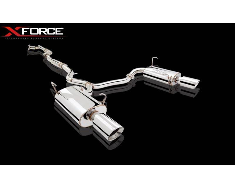 XForce Exhaust System Kit Subaru Legacy 2010 - ES-SL10T-TBS