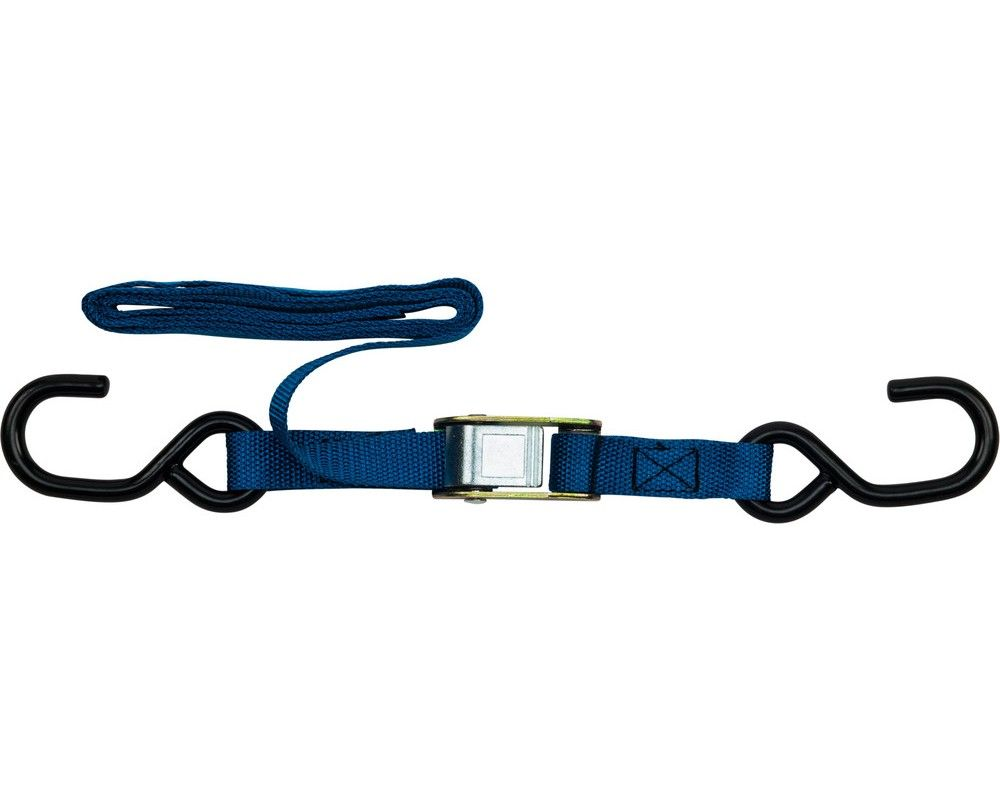 """Fire Power Parts 1"""" Tie-Down Blue 2 Pack - 29-13013"""
