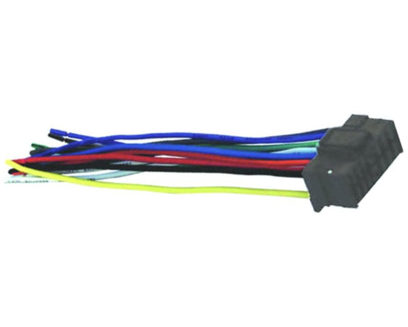 Xscorpion Wiring Harness Jvc 16 Pin 2000+ - JVC16000