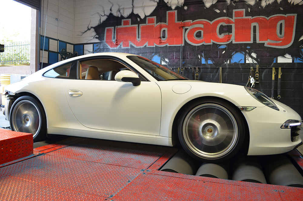 VR Tuned ECU Flash Tune Porsche 991 Carrera S 3 8L 400hp 13-16