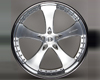 Image of D2FORGED VS3 Forged 3-Piece Wheel 24 Inch
