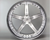 Image of D2FORGED VS4 Forged 3-Piece Wheel 18 Inch