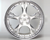 Image of D2FORGED VS6 Forged 3-Piece Wheel 18 Inch