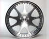 Image of D2FORGED VS7 Forged 3-Piece Wheel 18 Inch