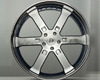 Image of D2FORGED VS9 Forged 3-Piece Wheel 18 Inch