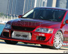 Image of Version Select Front Bumper Mitsubishi EVO VIII