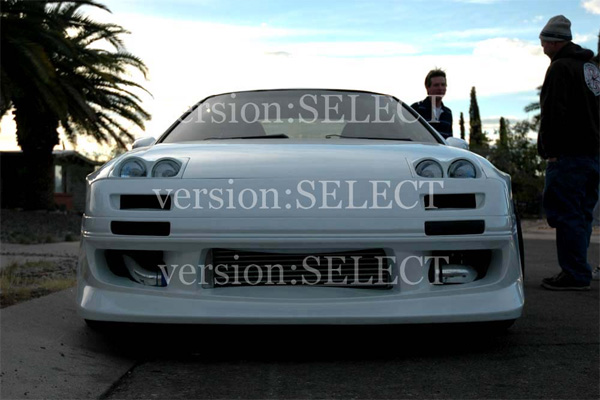 Version Select Front Bumper Mazda RX7 87-92