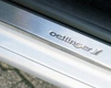 Image of Oettinger Aluminum Look Door Sills 4pc Volkswagen Golf IV 4dr 99-05