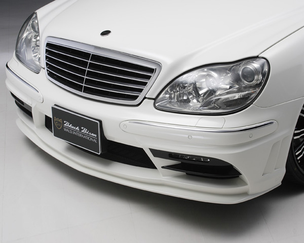 Wald International Black Bison Front Bumper Mercedes-Benz S-Class 03-06 - W220.BB.FB.03