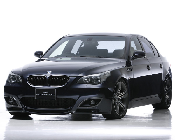 Wald International M5 Style Aerodynamic Body Kit BMW 5-Series E60 04-09 - E60.SET