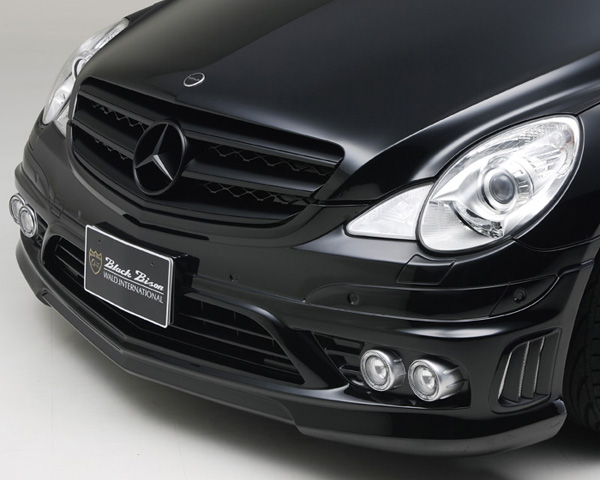 Wald International Black Bison Front Bumper Mercedes-Benz R-Class 06-12 - W251.BB.FB.06