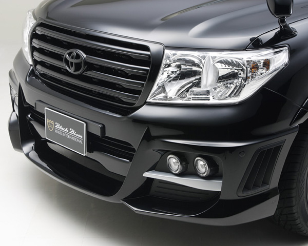Wald International Black Bison Front Bumper Toyota Land Cruiser 08-12 - TLC.FB.09