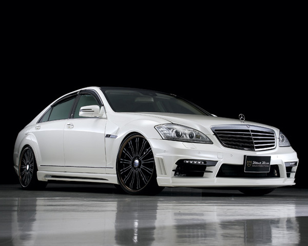 Wald International Black Bison Aerodynamic Body Kit Mercedes-Benz S-Class 10+