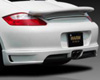 Image of Warm Collection Rear Under Spoiler Porsche 987 Cayman incl S 05-08