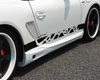 Image of Warm Collection Side Skirt Porsche 987 Cayman incl S 05-08