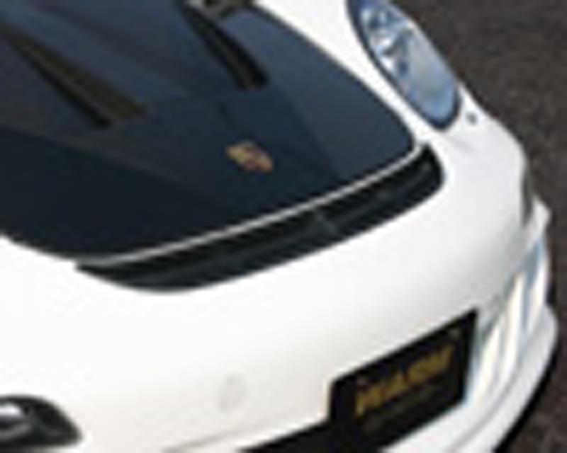 Image of Warm Collection Carbon Aero Hood Porsche 987 Cayman incl S 05-08
