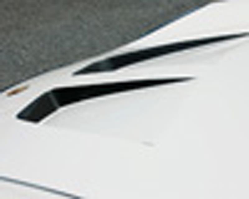 Image of Warm Collection Aero Hood Porsche 987 Cayman incl S 05-08