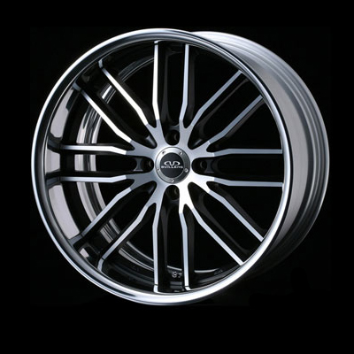 Weds Bvillens TS-VIII Wheel 18x10.0 4x100 - WDSBVLTS8-1810-4100