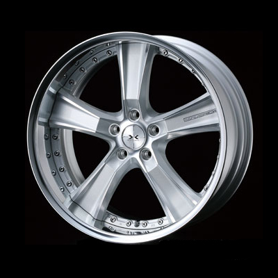 Weds Maverick 005S Wheel 18x9.5 5x114.3 - WDSMK005S-1895-5114
