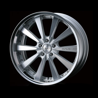 Weds Maverick 010S Reverse Lip Wheel 20x10.0 5x114.3 - WDSMK010S-2010-5114