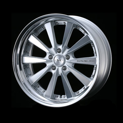 Weds Maverick 010S Normal Lip Wheel 20x8.5 5x114.3 - WDSMK1S20855114NL