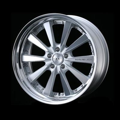 Weds Maverick 010S Normal Lip Wheel 20x9.5 5x114.3 - WDSMK1S20955114NL
