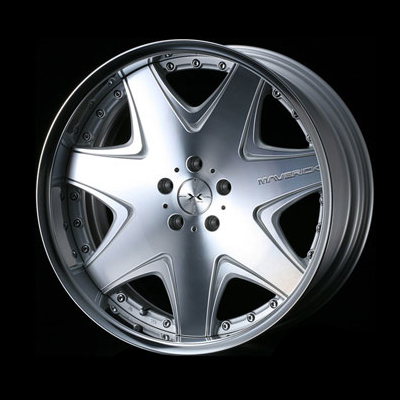 Weds Maverick 107D Wheel 18x9.5 5x114.3 - WDSMK107D-1895-5114