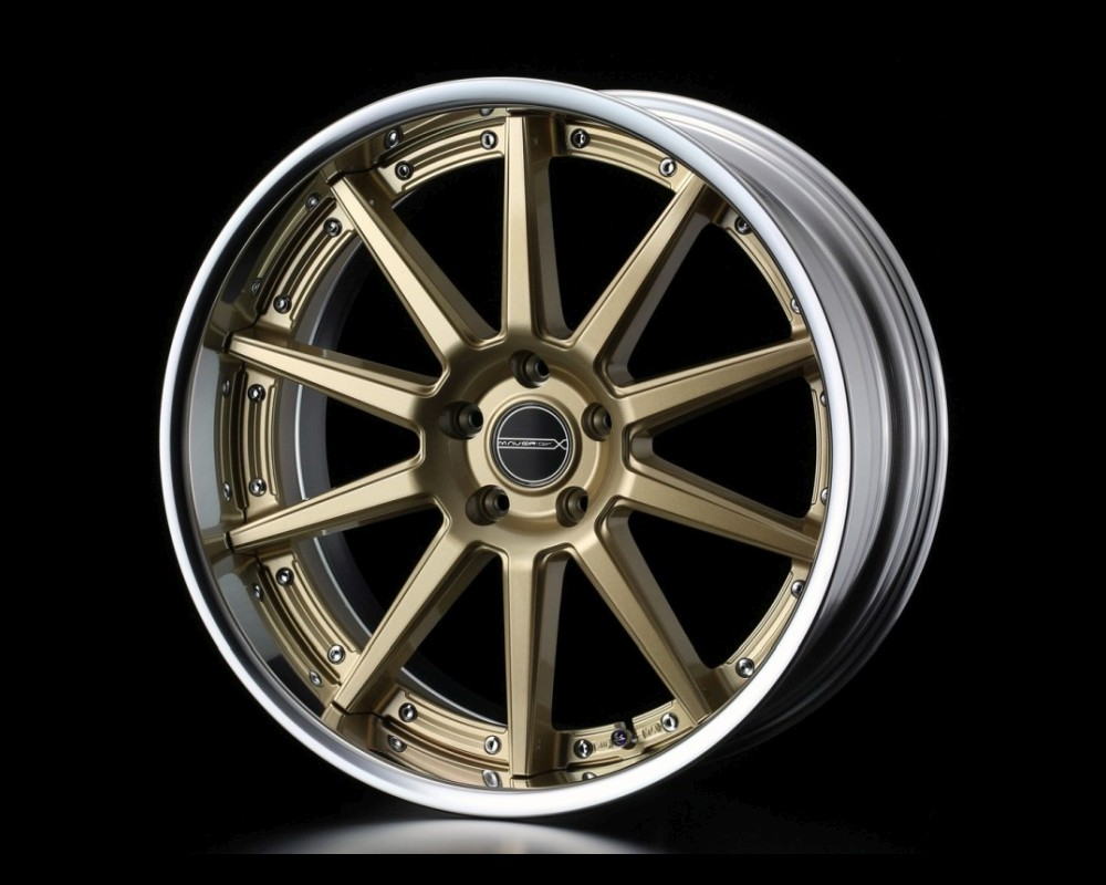 Weds Maverick 110S Normal Lip Wheel 20x9.5 5x114.3 - WDSMK11S20955114NL