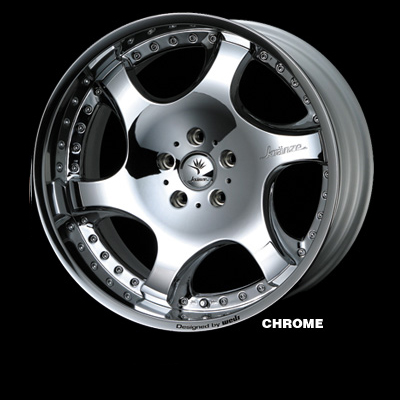 Weds Kranze Bazreia Wheel 20x8.0 5x120