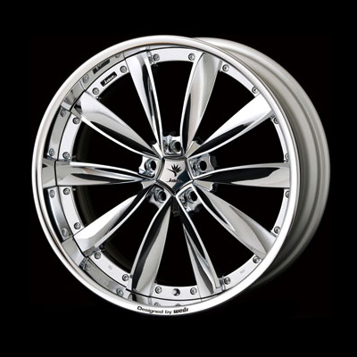 Weds Kranze Chrishna Wheel 21x12.5 5x112
