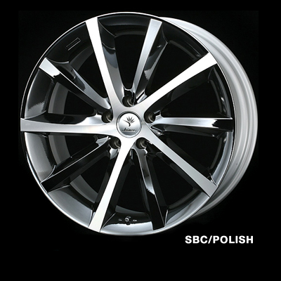 Weds Kranze Vishunu 550 EVO Wheel 19x8.5 5x114.3