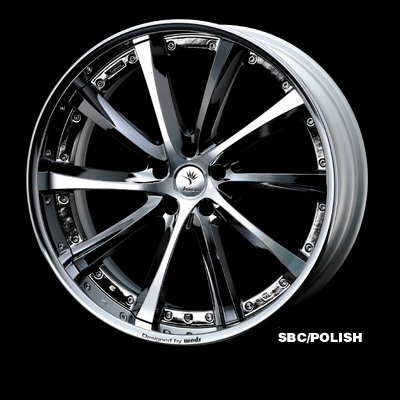 Weds Kranze Vishunu Wheel 21x9.0 5x120