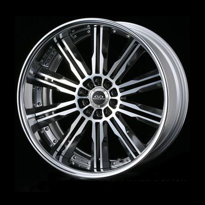Weds Bvillens XXR Wheel 19x8.0 4x100/114.3 - WDSBVXXR19804100114