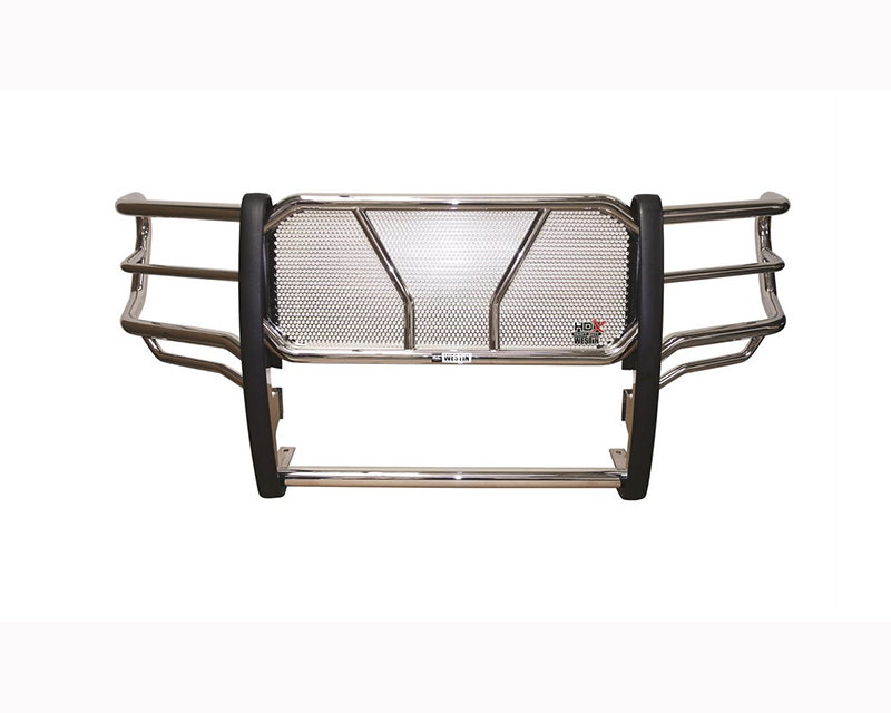 Westin Automotive HDX Grille Guard Stainless Steel Chevrolet Silverado 2500 HD 07-10 - 57-2310
