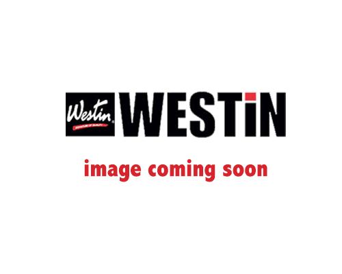 Westin Automotive Sportsman 1 pc Grille Guard Black Chevrolet Silverado 2500HD 07-10 - 40-2315