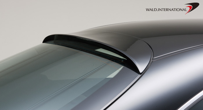 Wald International Black Bison Roof Wing Mercedes CL63 / CL65 07-10 - W216.RW.07