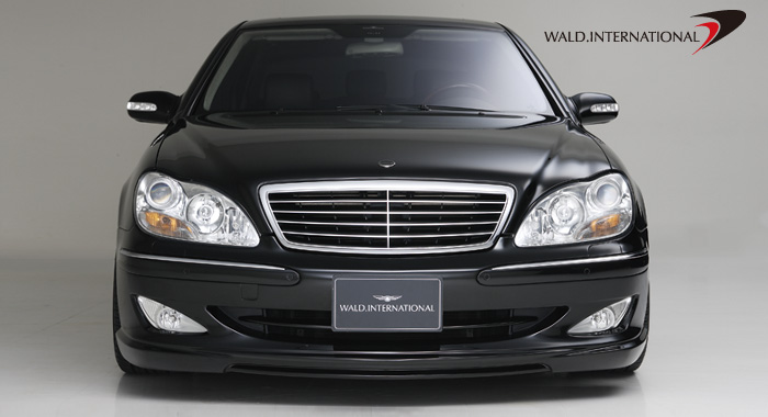 Wald International Version 3 Front Bumper Mercedes S55 00-06 - W220V3.FB.03