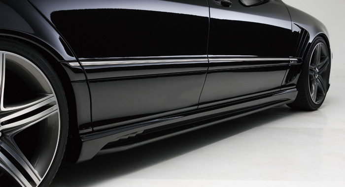 Wald International Version 3 Side Skirt Set Mercedes S55 00-06 - W220V3.SS