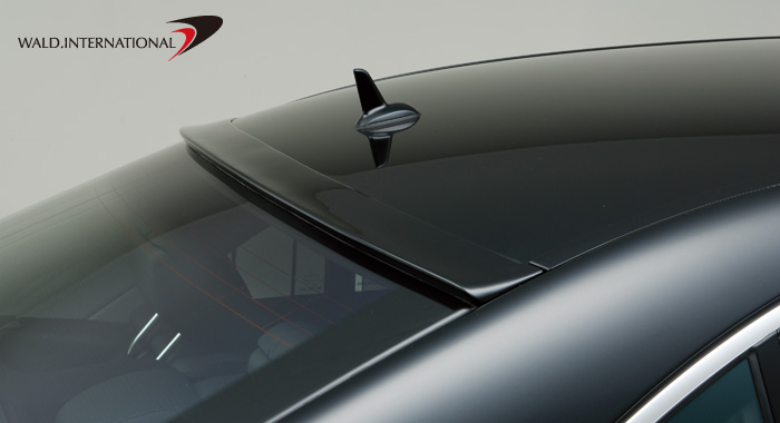 Wald International Black Bison Roof Wing Mercedes S550 / S600 07-09 - W221.RW.07