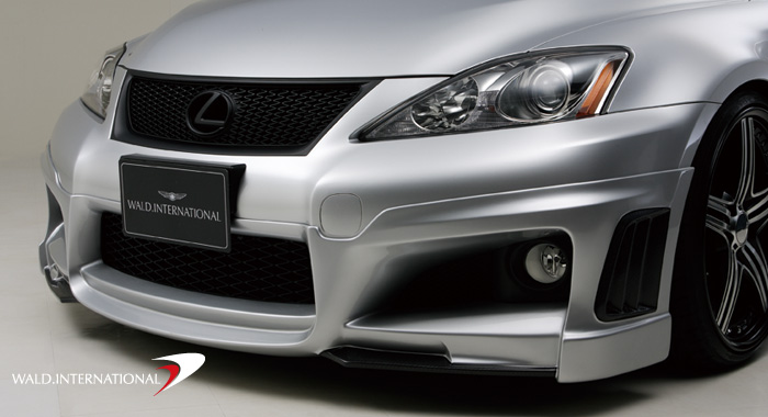 Wald International Aerodynamic Body Kit Lexus IS-F 08-12 - ISF.08.SET