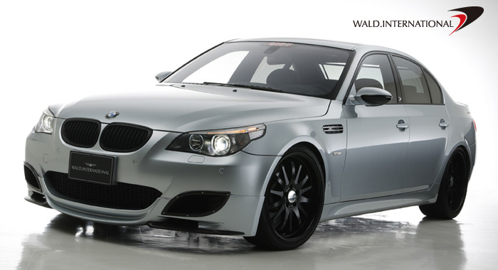 Wald International Aerodynamic Body Kit BMW M5 E60 06-09 - E60.SET