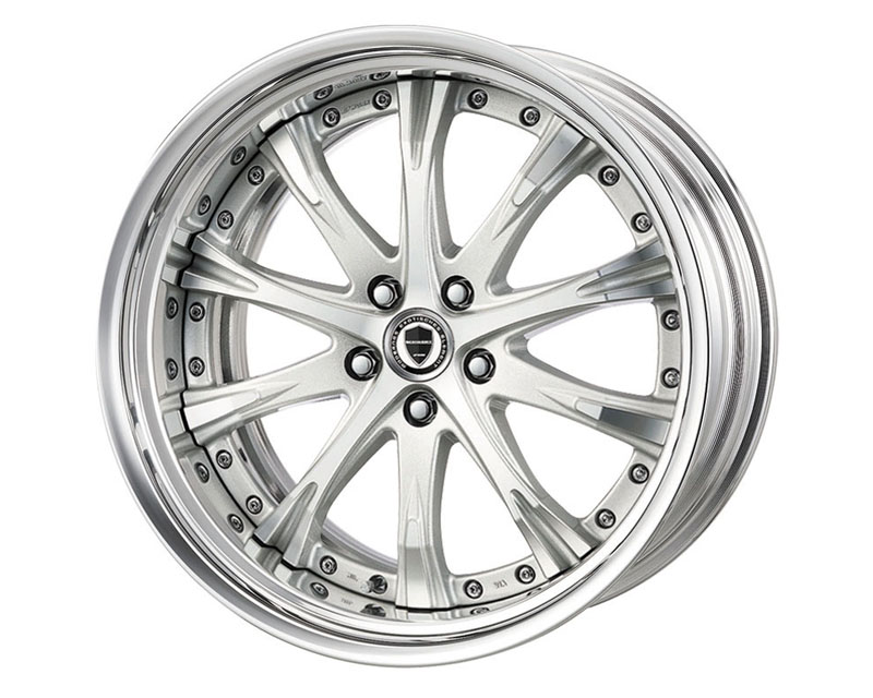 Work Schwert SC4 Step Rim Wheel 20x8.5 5x100 - WW-SC4-SR-20.85.100