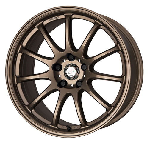 Work Emotion 11R Wheel 17x7 5x114.3 Matte Bronze - WRK11R1775X114.3MHG