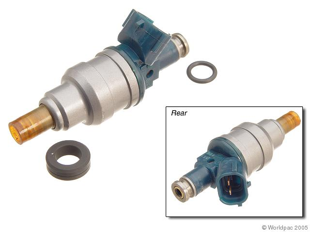 Fuel Injection Corp. Fuel Injector Mazda 2.0L 4-Cyl - W0133-1617724