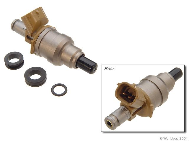 Fuel Injection Corp. Fuel Injector Mazda - W0133-1618353