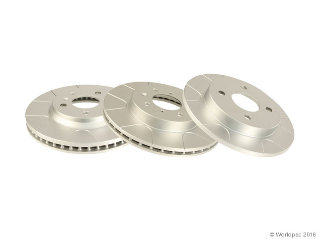 Ultra Disc Brake Rotor Rear - W0133-1622600