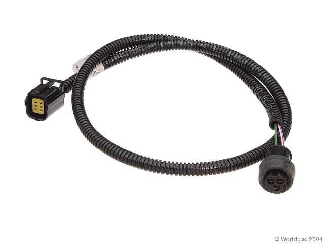 Original equipment fuel pump wiring harness land rover discovery