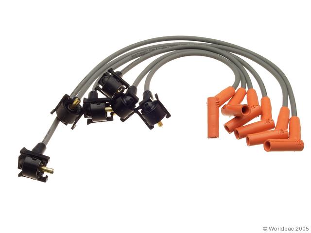 Prestolite Spark Plug Wire Set - W0133-1627070