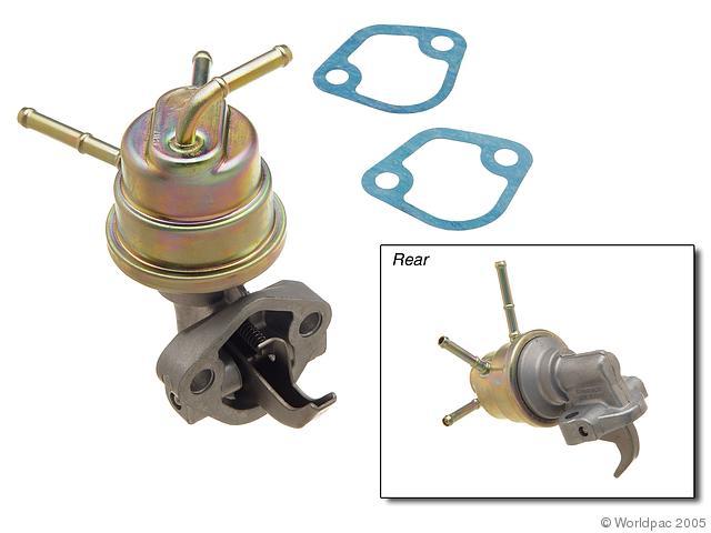Kyosan Electric Fuel Pump Nissan Sentra 1984-1987 - W0133-1627828